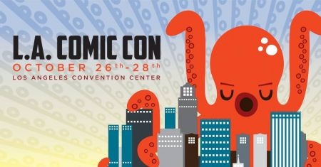 5 things you learn at your first LA Comic Con