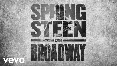 Bruce Springsteen announces new live album 'Springsteen on Broadway'