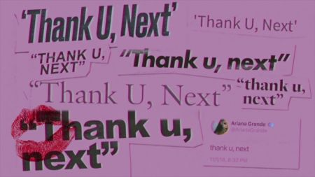 Listen: Ariana Grande surprises fans with new single 'thank u, next'