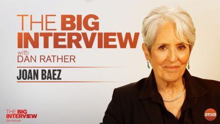 Sneak peek: Joan Baez talks new album, tour on 'The Big Interview' Nov. 6 on AXS TV