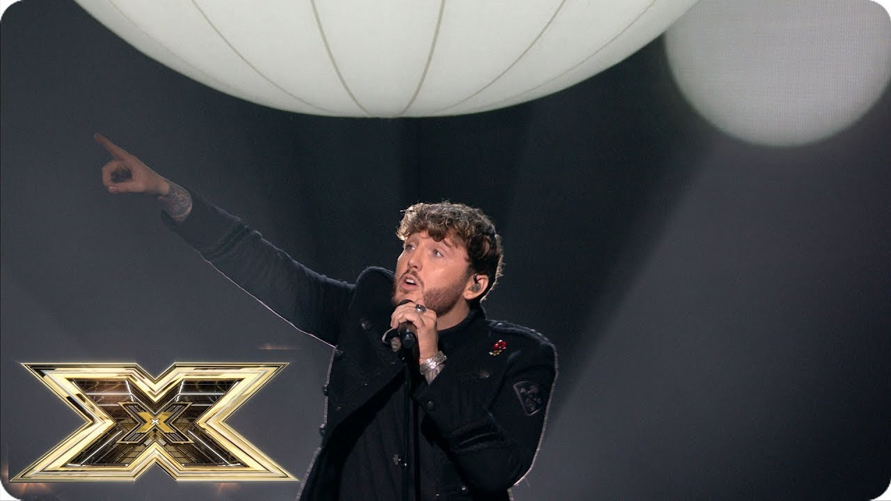 Watch: James Arthur performs 'Empty Space' on 'The X Factor UK'