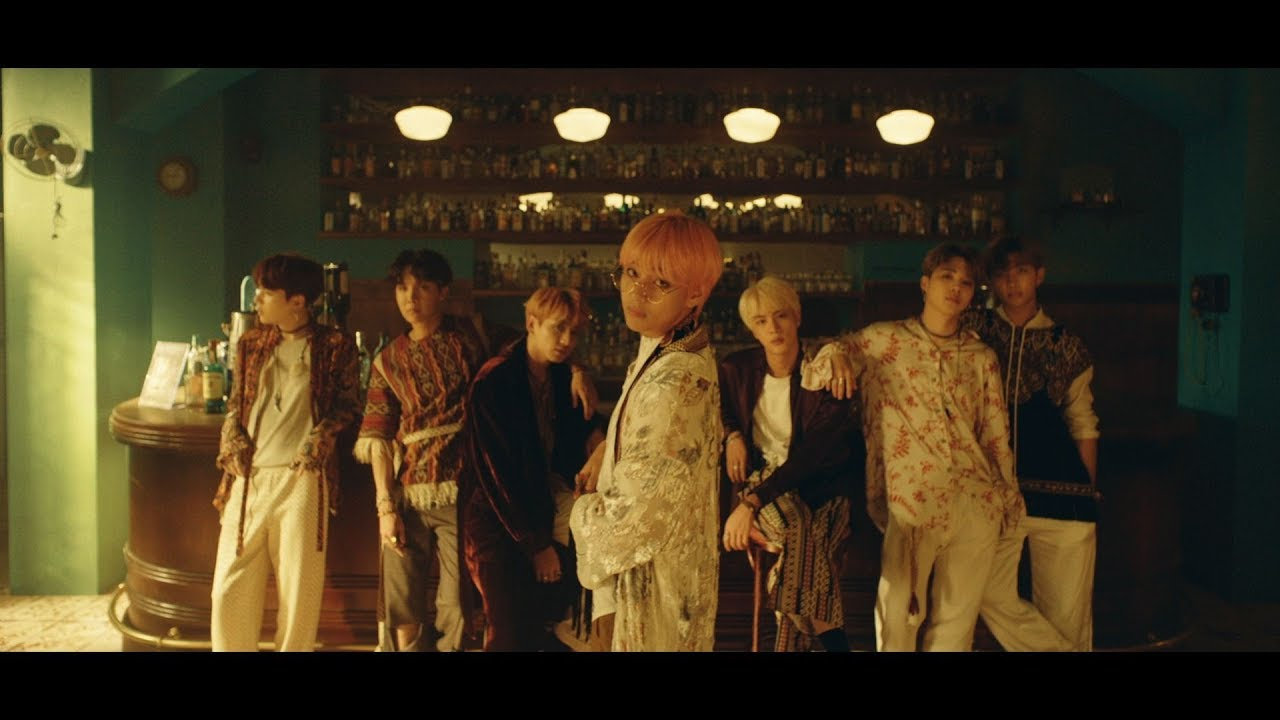 Watch: BTS get wet and wild in 'Airplane pt.2 'Japanese version music video