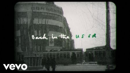 Watch: Beatles debut new lyric video for 'Back in the USSR'