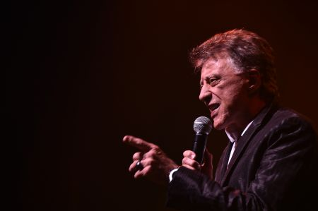 Frankie Valli And The Four Season Performing at Lunt-Fontanne Theatre (Oct. 21, 2016)
