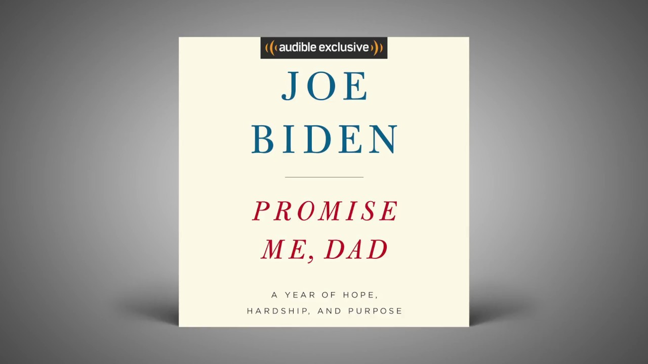 Joe Biden's American Promise 2019 book tour coming to The Theatre at Grand Prairie
