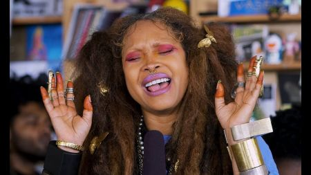 Listen: Erykah Badu shares new song in 'The Sound of Green' mix