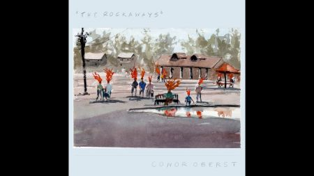 Listen: Conor Oberst debuts back to back singles