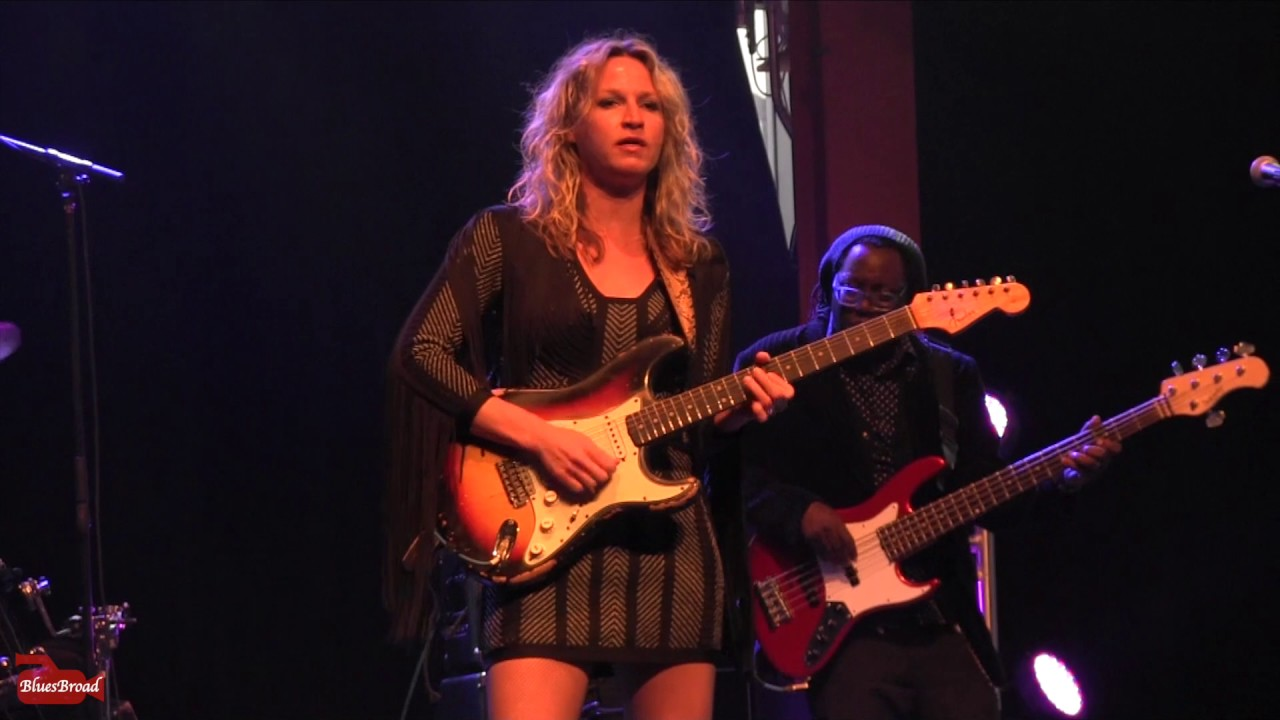 Ana Popovic announces show at The National in Richmond