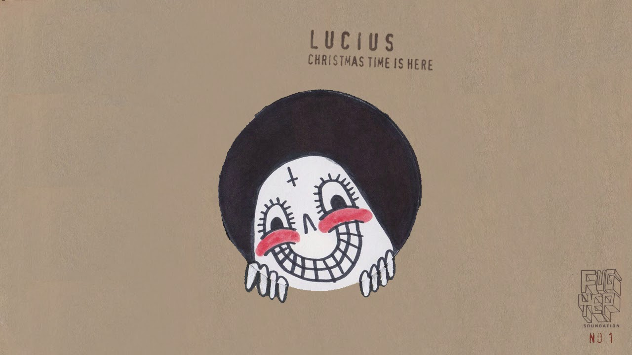 Listen: Lucius share cover of 'Christmas Time Is Here' in memory of Richard Swift