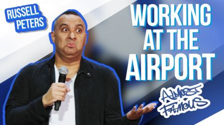Russell Peters coming to Florida for Deported World Tour in 2019
