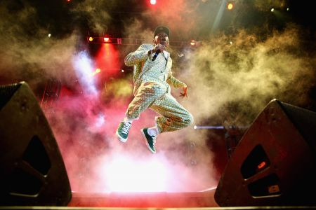 Tyler, The Creator Performing at 2017 Camp Flog Gnaw Carnival & Music Festival
