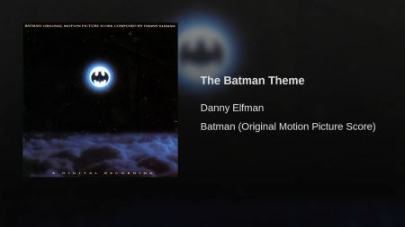 Reissue of Danny Elfman's 'Batman' soundtrack announced for 30th anniversary