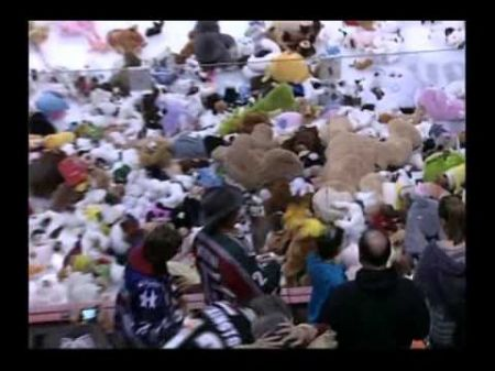 2018-19 Bakersfield Condors special event: Teddy Bear Toss will be Nov. 24