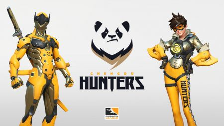 Chengdu Overwatch League expansion team reveals branding and logo