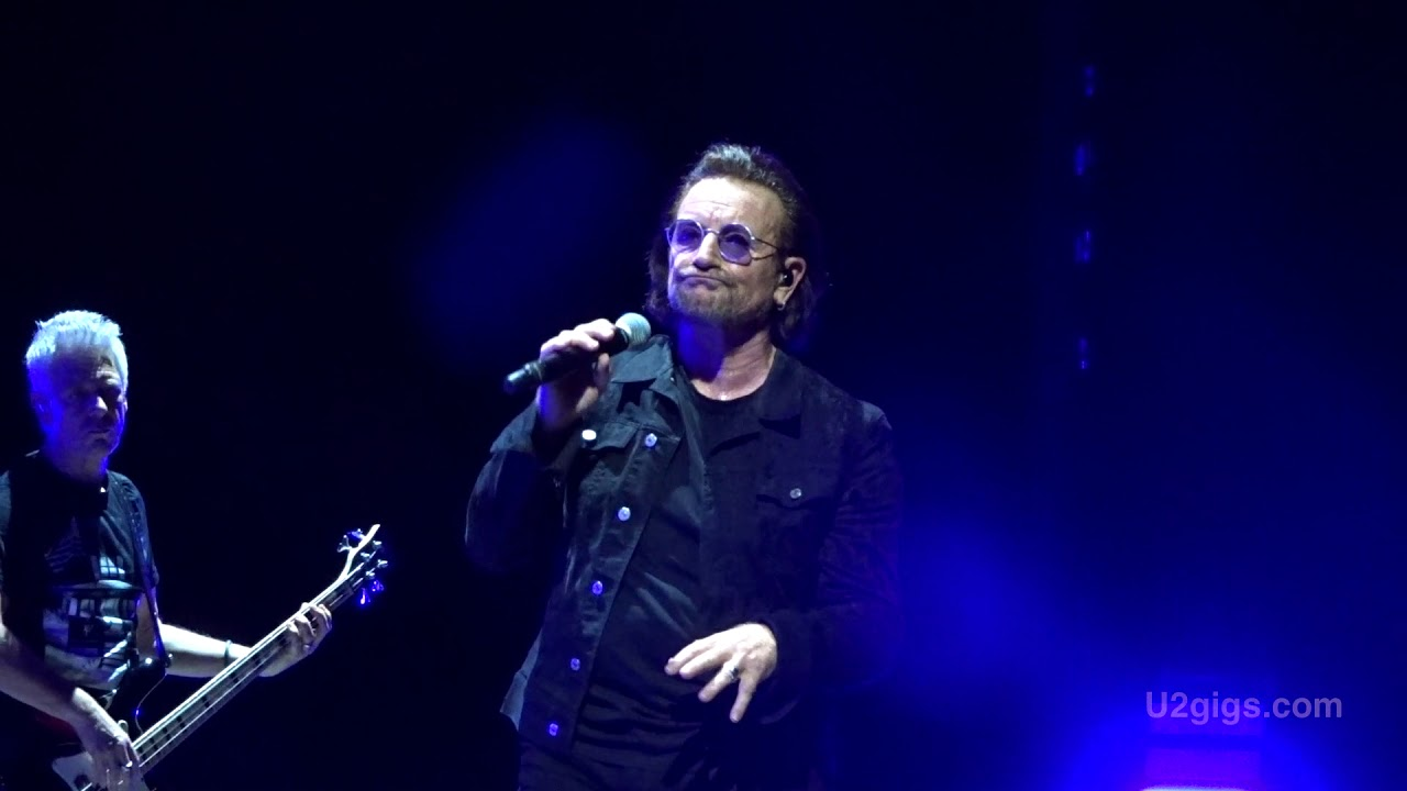 Watch: U2 performs live rarity 'Dirty Day' for first time in 25 years