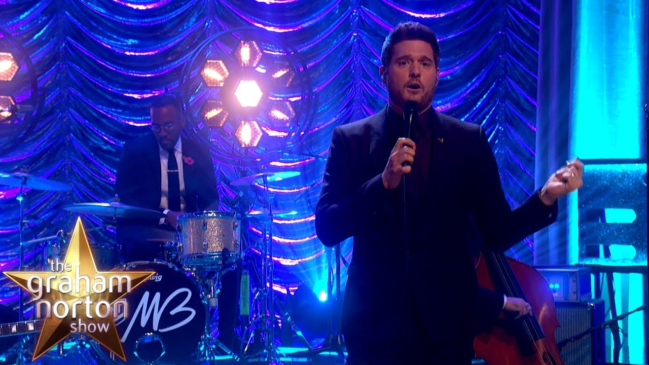 Michael Bublé announces 2019 tour of UK and Europe