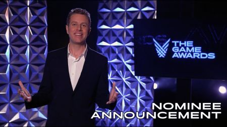 Complete list of nominees for The Game Awards 2018