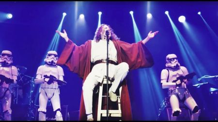 'Weird Al' Yankovic announces Strings Attached tour 2019