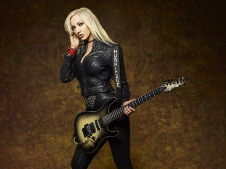 Interview: Nita Strauss Discusses Her Infectious Debut Solo Album, 'Controlled Chaos'