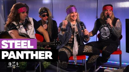 Steel Panther announces Heavy Metal Mardi Gras tour 2019