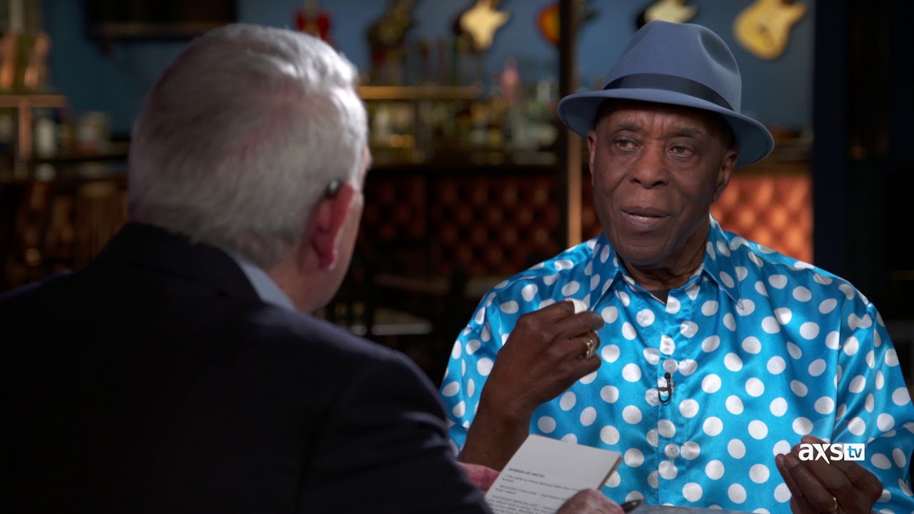 Watch: Sneak peek - Blues icon Buddy Guy talks first song played on 'The Big Interview' Nov. 20 on AXS TV