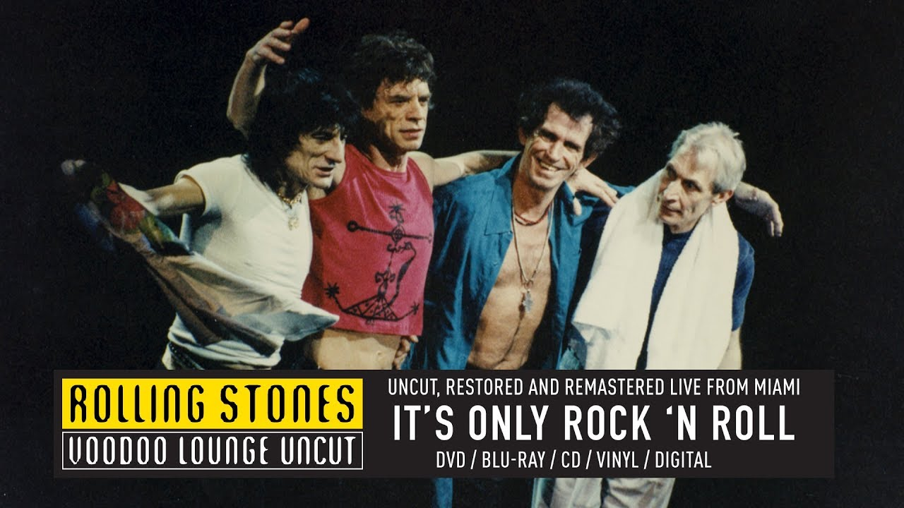 Watch: The Rolling Stones release cryptic video to fans