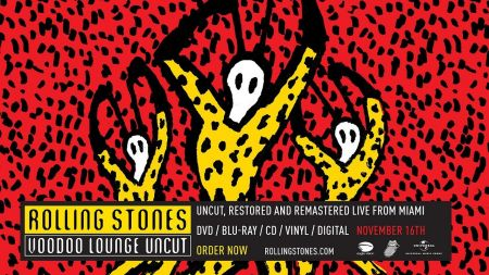 Review: The Rolling Stones 'Voodoo Lounge Uncut' DVD/2 CD