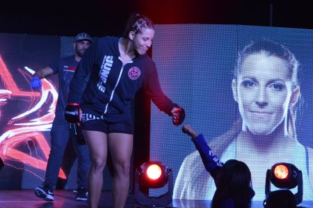 Felicia Spencer is Invicta FC's new featherweight champion