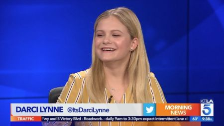AGT champ Darci Lynne Farmer talks upcoming NBC Christmas special and holiday tour