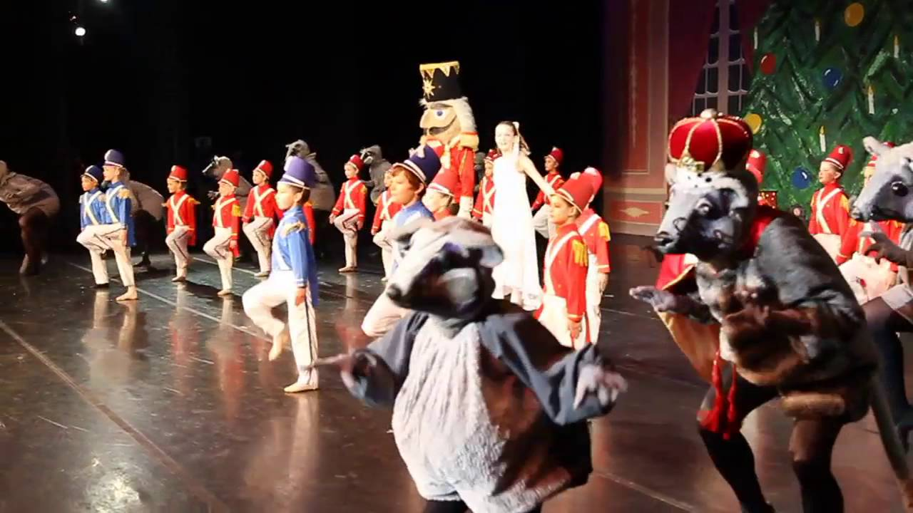 Rabobank Theater to host 41st Annual Nutcracker winter 2018 run