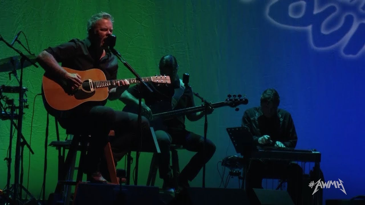Watch: Metallica premiere official live video for 'All Within My Hands'