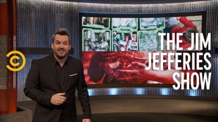Jim Jefferies announces The Night Talker tour 2019 dates