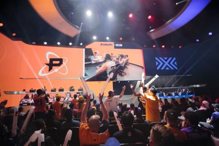 The Philadelphia Fusion defeat the New York Excelsior in the Overwatch League's inaugural season playoffs