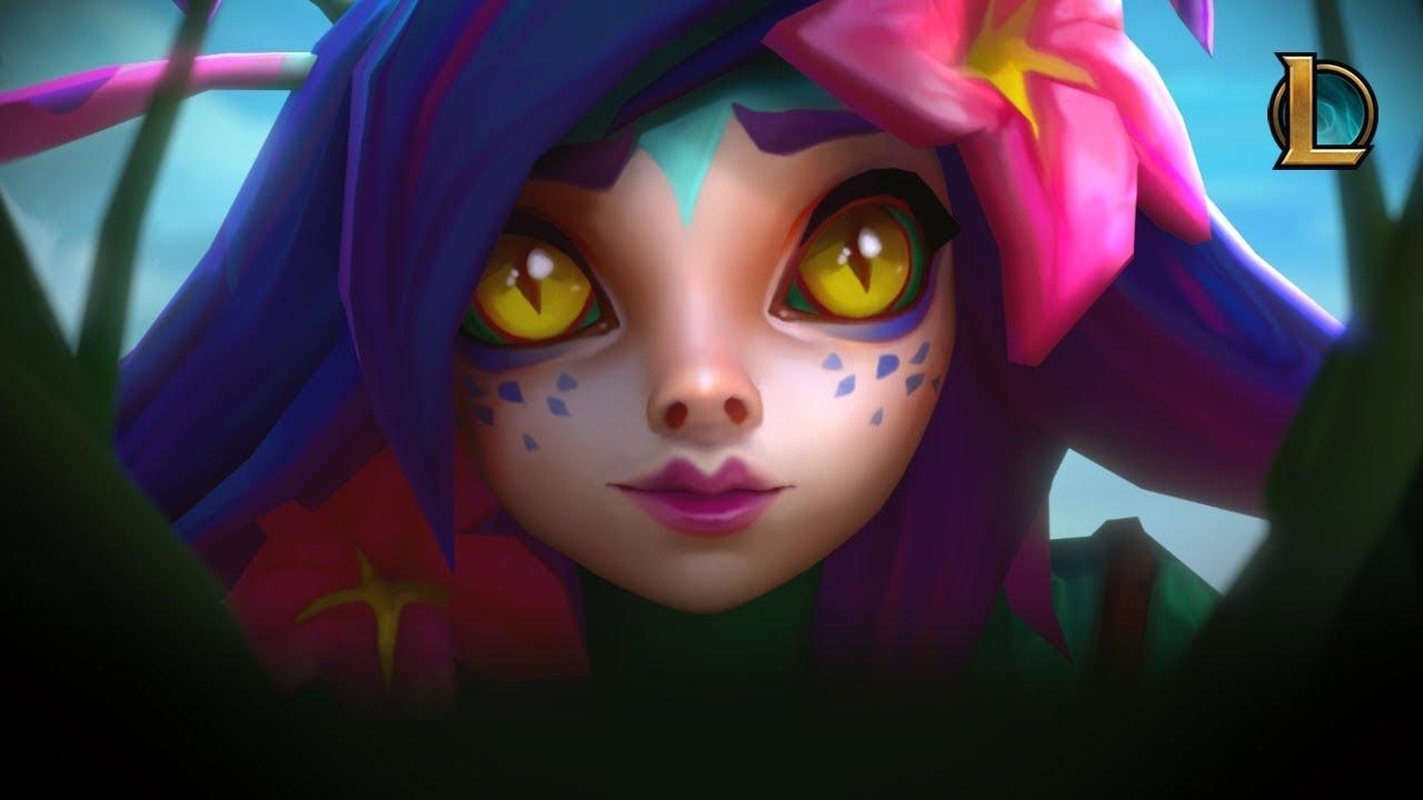 Riot Games Introduces Neeko As Newest League Of Legends