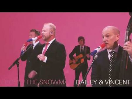 Music Video Premiere: Dailey & Vincent ring in the holiday season with 'Frosty The Snowman'