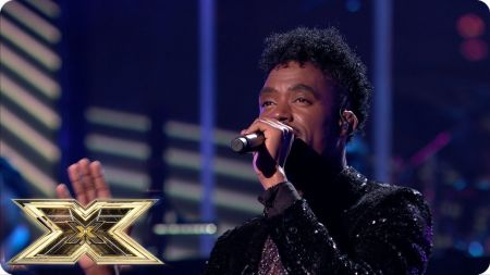 'The X Factor UK': Dalton Harris owns Big Band week with stunning 'Listen' cover