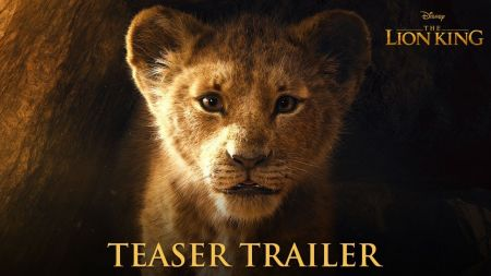 Watch: Disney releases first trailer for 'The Lion King' live action film