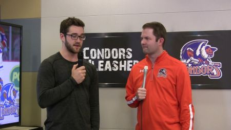 2018-19 Bakersfield Condors special event: Dec. 8 game will have bobblehead giveaway