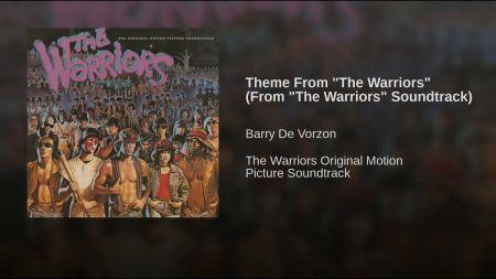 Cult classic film 'The Warriors' soundtrack gets vinyl reissue
