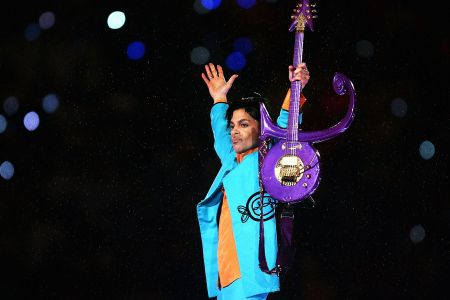 Prince Performing at the Super Bowl XLI: Pepsi Halftime Show (Feb. 4, 2007)