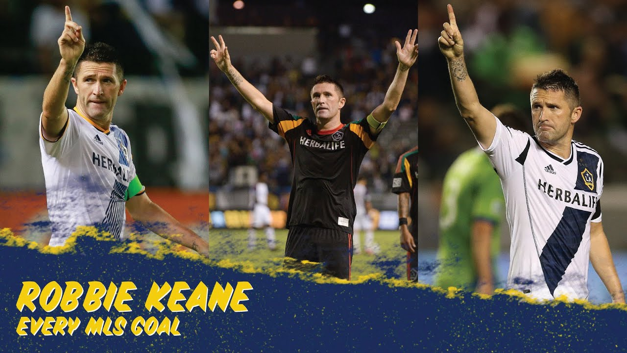 Former LA Galaxy star Robbie Keane named Republic of Ireland assistant coach