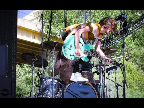 High-energy rock duo Black Pistol Fire heading to Denver's Gothic Theatre in 2019