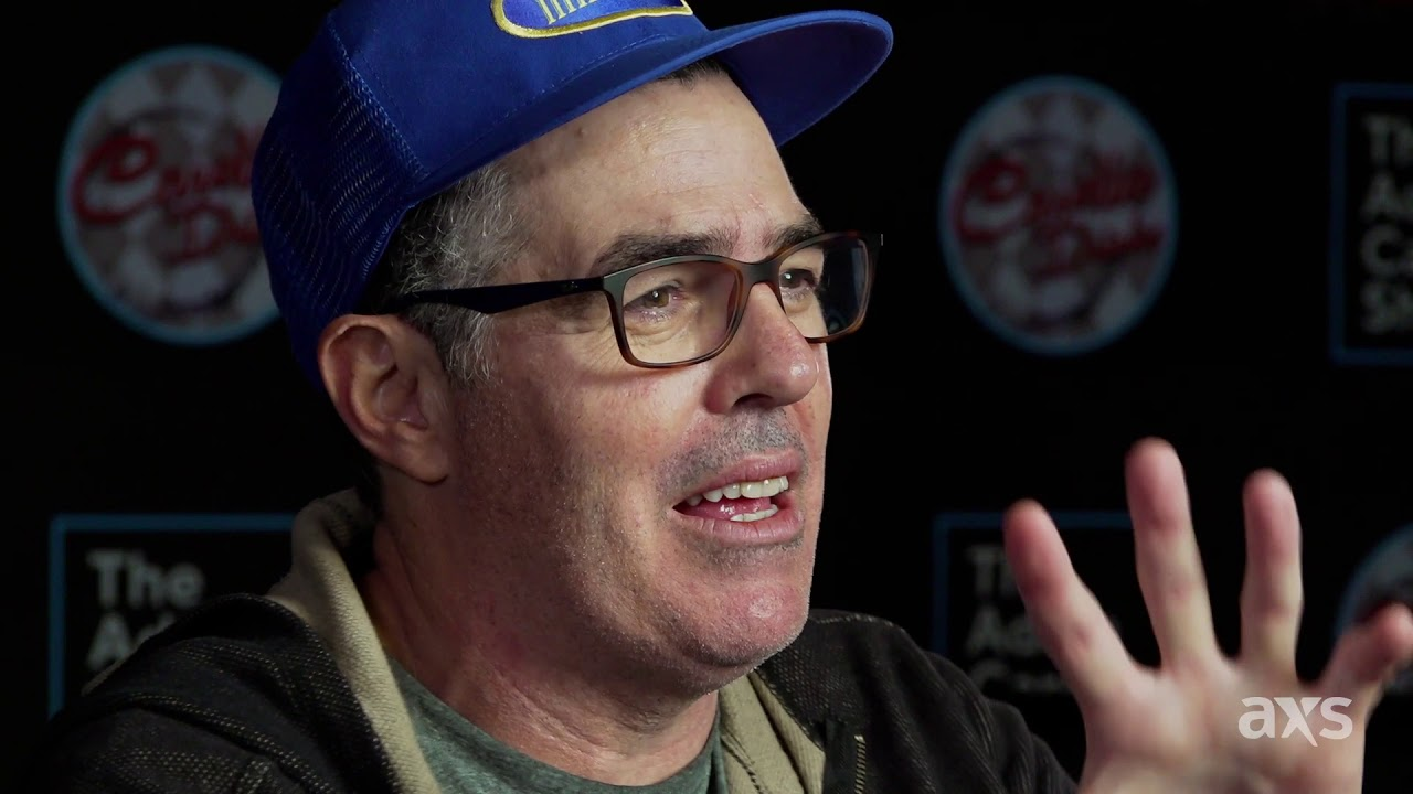 Watch Adam Carolla rant about what his podcast show is all about