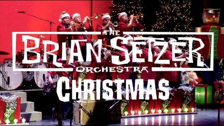 Sneak peek: Brian Setzer talks love of music on 'The Big Interview' Nov. 27 on AXS TV