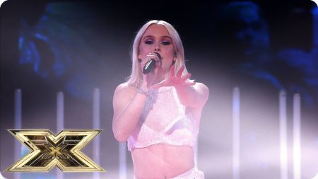 Watch: Zara Larsson performs 'Ruin My Life' on 'The X Factor UK'