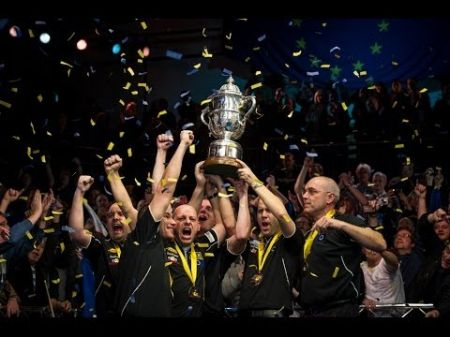 Mosconi Cup announces 2019 event date in Las Vegas