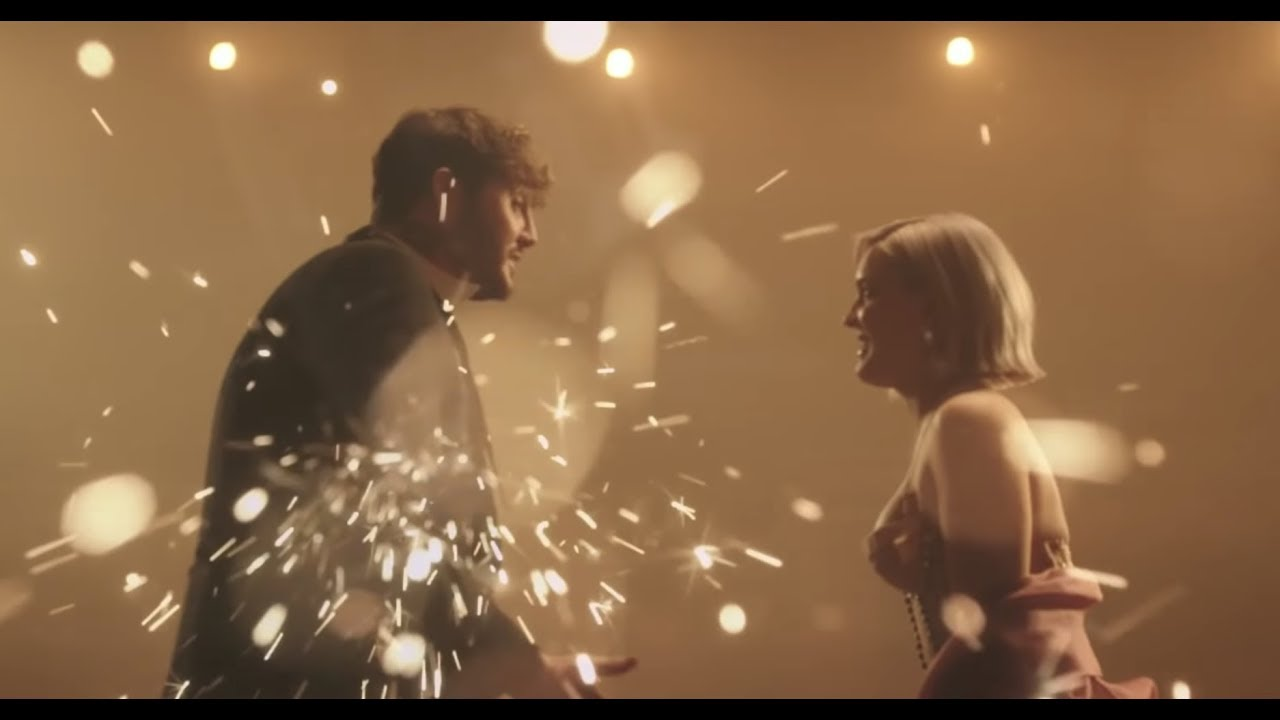 Watch: James Arthur and Anne-Marie drop aching, lovelorn video for 'Rewrite the Stars'