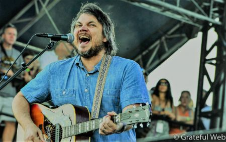 <p>Jeff Tweedy </p>