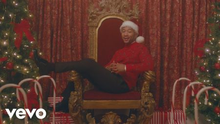 Watch: John Legend drops 'Have Yourself a Merry Little Christmas' video feat. Esperanza Spalding