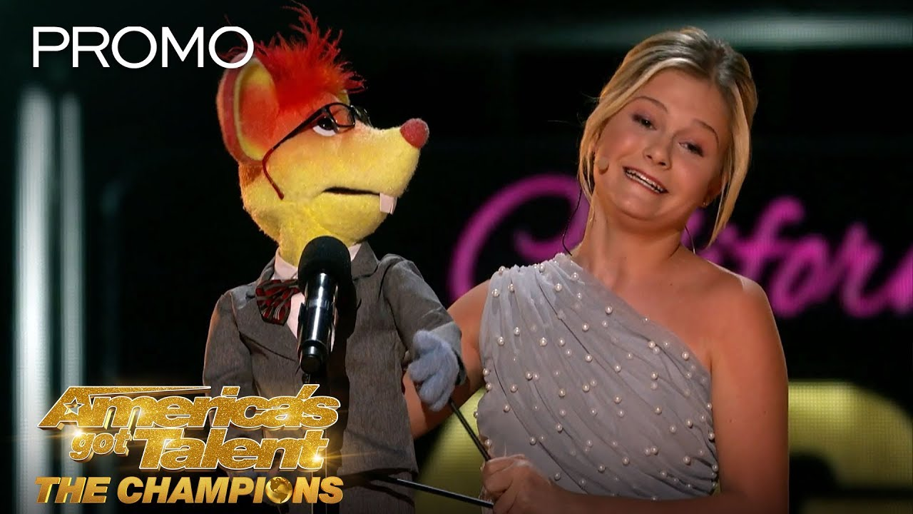 'America's Got Talent: The Champions': Darci Lynne, Shin Lim and more face-off Jan. 7 on NBC
